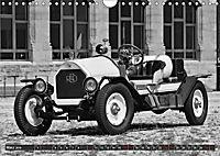 REO Roadster USA 1916 - in Schwarzweiss (Wandkalender 2019 DIN A4 quer) - Produktdetailbild 3