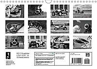 REO Roadster USA 1916 - in Schwarzweiss (Wandkalender 2019 DIN A4 quer) - Produktdetailbild 13