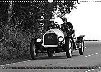 REO Roadster USA 1916 - in Schwarzweiss (Wandkalender 2019 DIN A3 quer) - Produktdetailbild 2