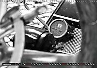 REO Roadster USA 1916 - in Schwarzweiss (Wandkalender 2019 DIN A3 quer) - Produktdetailbild 1