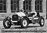 REO Roadster USA 1916 - in Schwarzweiss (Wandkalender 2019 DIN A3 quer) - Produktdetailbild 3