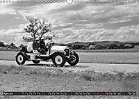 REO Roadster USA 1916 - in Schwarzweiss (Wandkalender 2019 DIN A3 quer) - Produktdetailbild 4