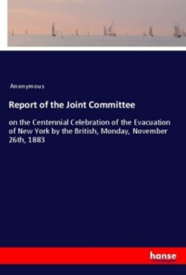 Report of the Joint Committee, Anonymous