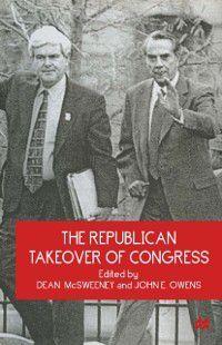 Republican Takeover of Congress