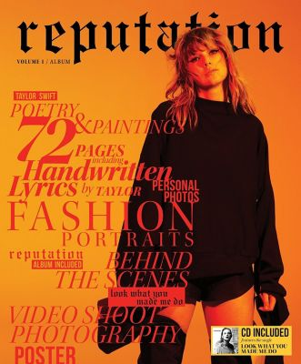 reputation (Deluxe Edition Volume 1), Taylor Swift