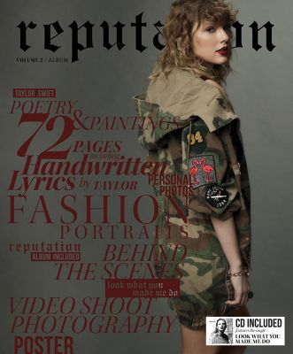 reputation (Deluxe Edition Volume 2), Taylor Swift
