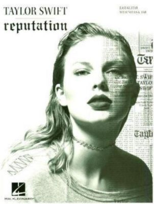 Reputation, For Easy Guitar, Taylor Swift
