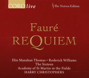 Requiem, The Sixteen, Harry Christophers, Amf