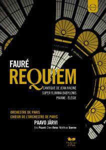 Requiem/Cantique De Jean Racine/+, Järvi, Picard, Reiss, Goerne, Op