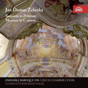 Requiem d-moll  / Miserere c-moll, Czech Chamber Choir
