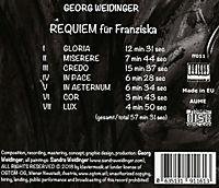 Requiem Für Franziska - Produktdetailbild 1