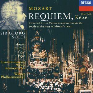 Requiem Kv 626, Georg Solti, Wp