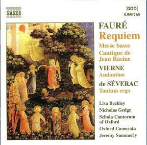 Requiem/Messe Basse/+, Diverse Interpreten