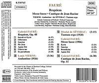 Requiem/Messe Basse/+ - Produktdetailbild 1