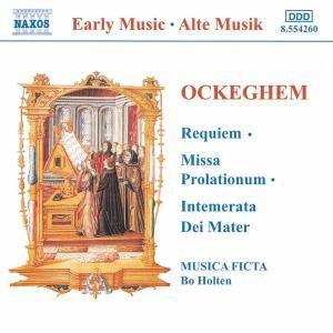 Requiem/Missa Prolationum/+, Bo Holten, Musica Ficta
