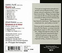 Requiem Op.48 - Produktdetailbild 1