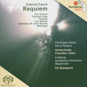 Requiem Op.48/Madrigal Op.35/+, Oelze, Peeters, Spanjaard, Nkch