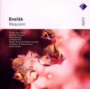Requiem Op.89 (Missa Pro Def.), Armin Jordan, Oprf