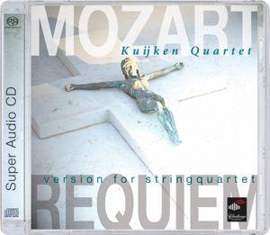 Requiem (String Quartet Version), Kuijken String Quartet