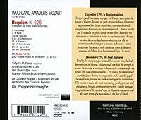 Requiem*Herreweghe/Bostridge - Produktdetailbild 1