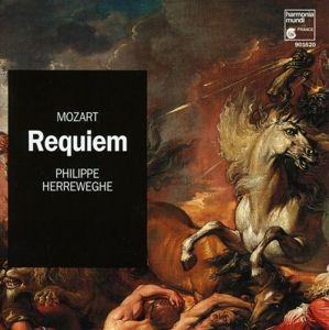 Requiem*Herreweghe/Bostridge, Philippe Herreweghe, Collegium Vocale Gent