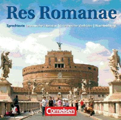 Res Romanae, Ausgabe 2008, 1 Audio-CD