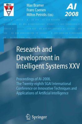 Research and Development in Intelligent Systems XXV, Max Bramer, Miltos Petridis, Frans Coenen
