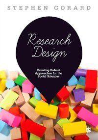 Research Design, Stephen Gorard