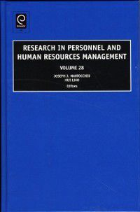Research in Personnel and Human Resources Management: Research in Personnel and Human Resources Management