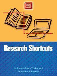 Research Shortcuts, Franklynn Peterson, Judi Kesselman-Turkel