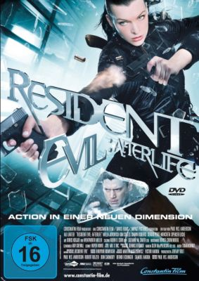 Resident Evil: Afterlife, Diverse Interpreten