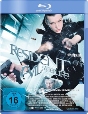 Resident Evil: Afterlife, Paul W. S. Anderson