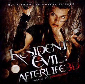 Resident Evil-Afterlife, Ost, Tomandandy (composer)