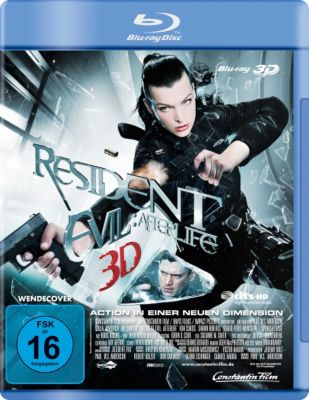 Resident Evil: Afterlife - 3D-Version, Paul W. S. Anderson