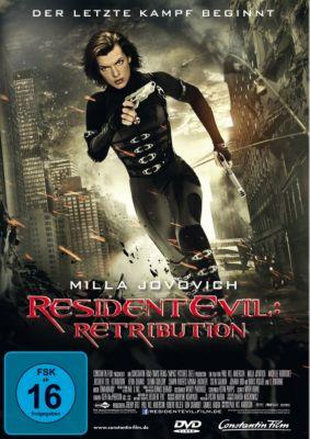 Resident Evil: Retribution, Diverse Interpreten