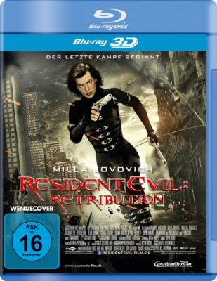 Resident Evil: Retribution - 3D-Version, Diverse Interpreten