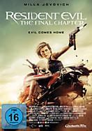 Resident Evil: The Final Chapter, Ali Larter,Iain Glen Milla Jovovich
