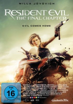 Resident Evil: The Final Chapter, Ali Larter,Iain Glen Milla Jovovich