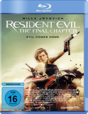Resident Evil: The Final Chapter, Ali Larter,Iain Glen,Shawn Roberts Milla Jovovich