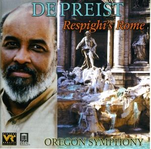 Respighi'S Rome, Depreist, Oregon Sym.
