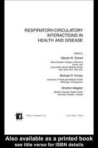 Respiratory-Circulatory Interactions in Health and Disease