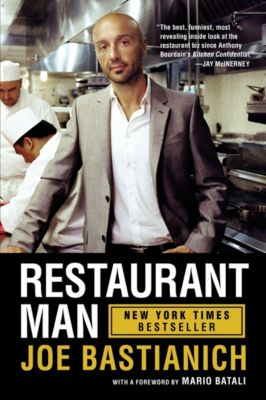 Restaurant Man, Joe Bastianich