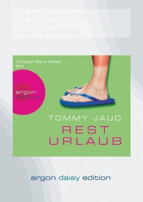 Resturlaub, 1 MP3-CD (DAISY Edition), Tommy Jaud