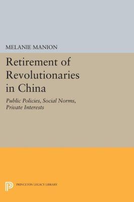 Retirement of Revolutionaries in China, Melanie Manion