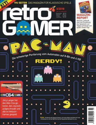 Retro Gamer: Retro Gamer 3/2018, Retro Gamer-Redaktion