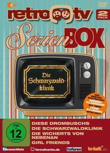 Retro TV Serien-Box, Diverse Interpreten