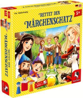 Rettet den Märchenschatz! (Spiel), Kai Haferkamp