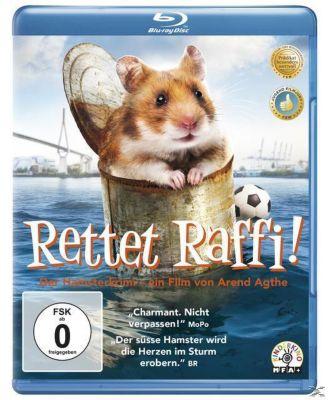 Rettet Raffi! - Der Hamsterkrimi, Arend Agthe, Bettina Kupfer