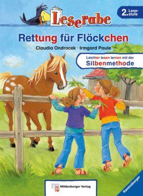 Rettung für Flöckchen, Schulausgabe, Claudia Ondracek, Irmgard Paule