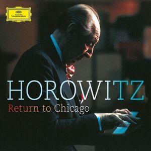 Return To Chicago, Vladimir Horowitz